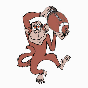 Monkey_football